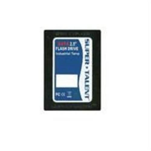SUPER TALENT Super Talent 2.5 inch 64GB DuraDrive AT2 SATA2 Solid State Drive -MLC(MBFTM64GW25I)