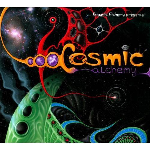Cosmic Alchemy [CD]