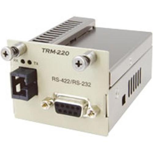 Canare RS-422/RS-232 Optical Converter for CWDM, 1491nm Wavelength TRM-220A-49