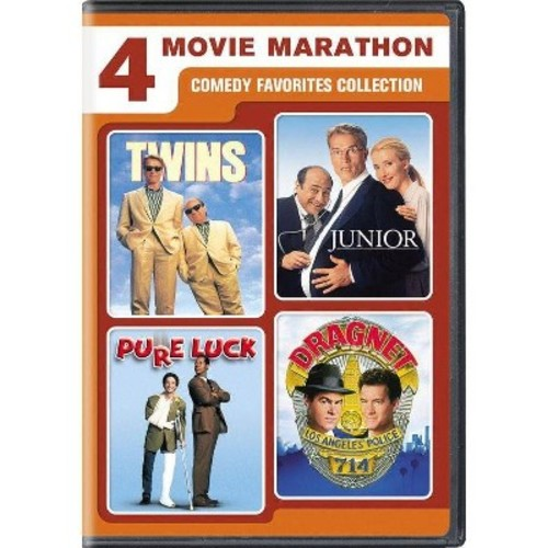 Movie marathon:Comedy favorites (DVD)
