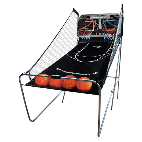 Sportcraft Double Hoop Basketball Game