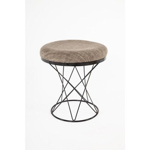 The Tyras Stool in Brown design by BD MOD