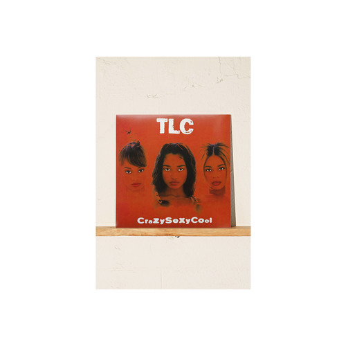 TLC - Crazysexycool LP [REGULAR]