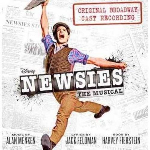 Original cast - Newsies (Ocr) (CD)