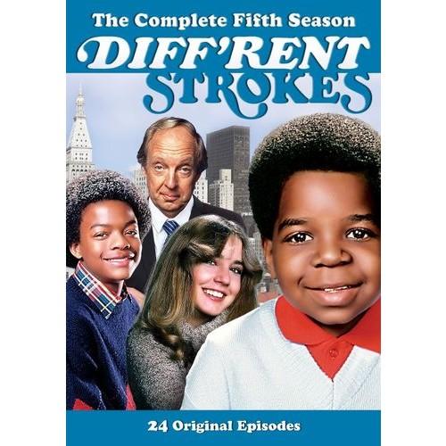 Diff'rent Strokes: Season Five [Blu-ray] [DVD]