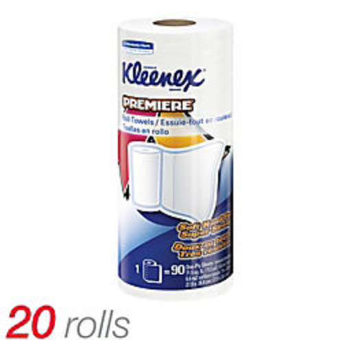 Kimberly-Clark Premiere 40% Recycled Kitchen Roll Paper Towels, 10 2/5