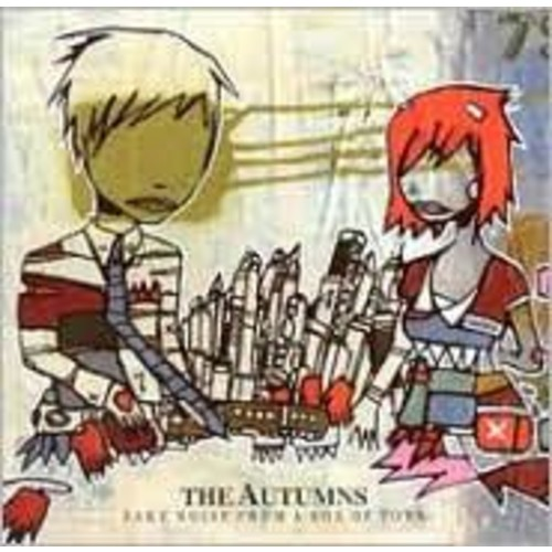 The Autumns - Fake Noise from a Box of Toys [Audio CD]