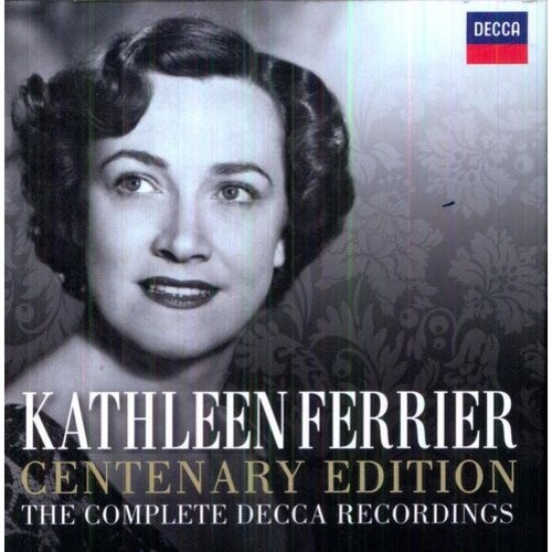 CENTENARY EDITION: The Complete Decca Recordings [14 CD/DVD Combo]
