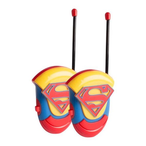 DC Comics Superhero Girls Molded Walkie Talkie