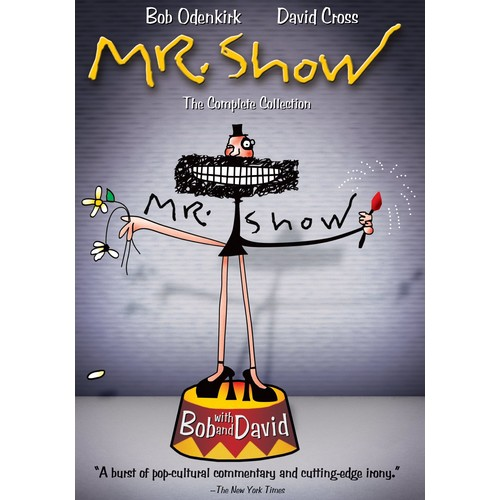 Mr. Show: The Complete Collection [6 Discs] [DVD]