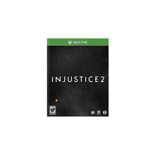 Warner Brothers 55232 Injustice 2 XBox One Games