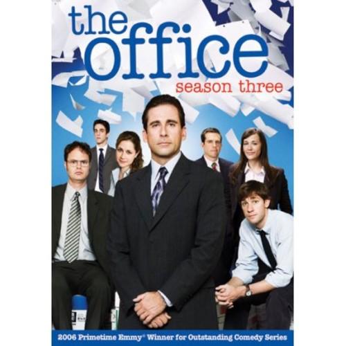 UNIVERSAL STUDIOS HOME ENTERT. The Office: Season Three