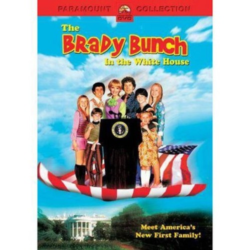 Brady bunch in the white house (DVD)