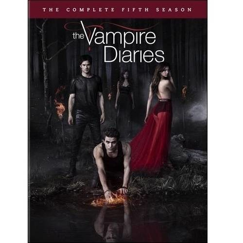 Vampire Diaries: The Complete Fifth Season [DVD]