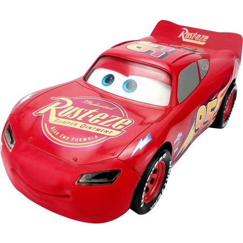 Mattel - Disney-Pixar Cars 3: Tech Touch Lightning McQueen Vehicle - Red