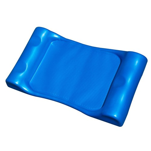 Blue Wave NT107 Deluxe Aqua Hammock Pool Float - Blue