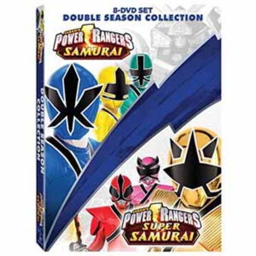 Power Rangers: Samurai And Super Samurai Collection [DVD]
