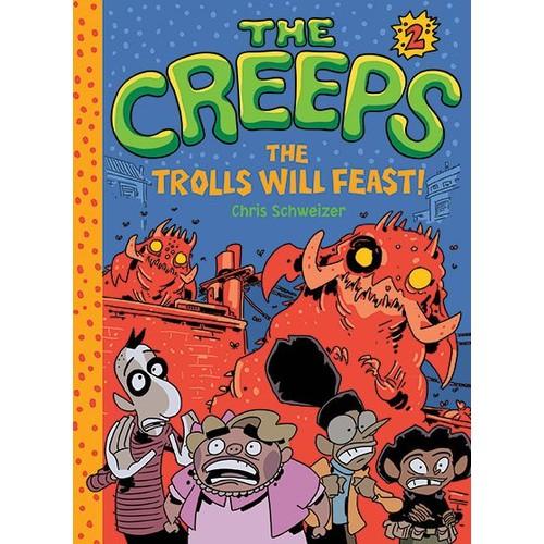 Schweizer, Chris The Creeps 2
