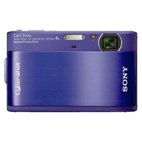 Sony Cyber-shot DSC-TX1 Point & Shoot Digital Camera - Blue