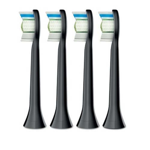 Philips Sonicare Diamond Clean Replacement Electric Toothbrush Head - 4pk