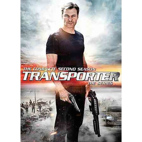 Transporter: The Series Season 2 (DVD)