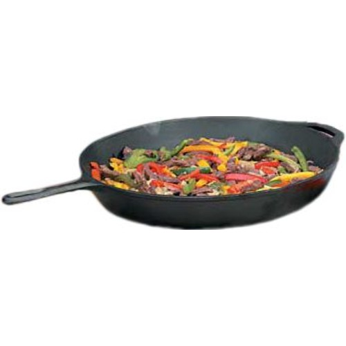 LODGE Logic Skillet - 12-Inch [Cast Iron]