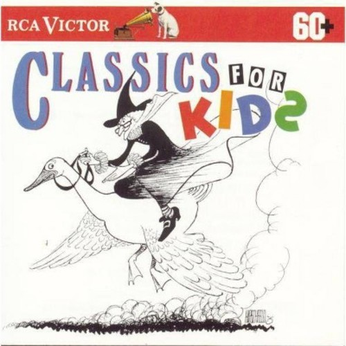 Various - Classics for kids (CD)