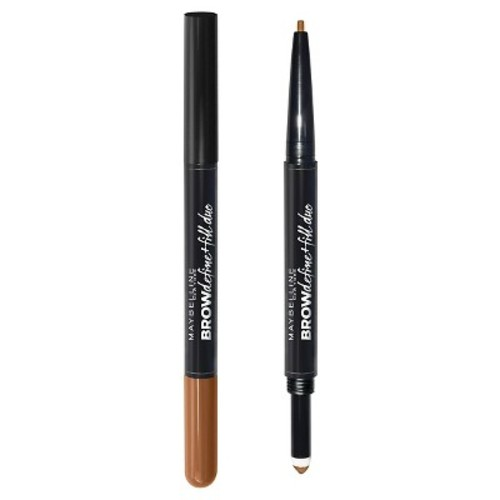 Maybelline Eye Studio Brow Define and Fill Duo, Auburn