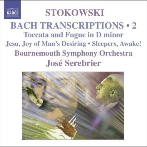 Stokowski: Bach Transcriptions, Vol. 2 [CD]