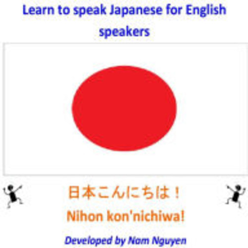 Learn to Speak Japanese for English Speakers