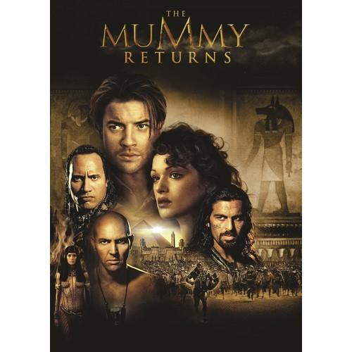 The Mummy Returns [DVD] [2001]