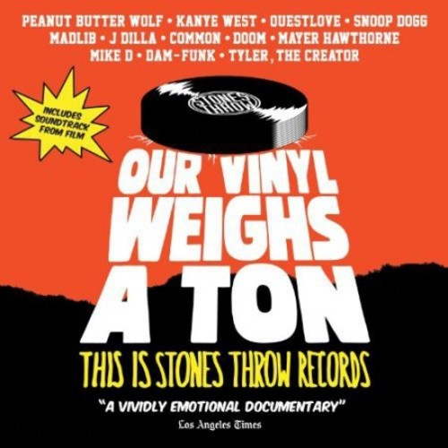 Our Vinyl Weighs a Ton / Various (Includes Blu-ray)