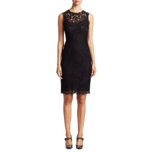 DOLCE & GABBANA Jackie Lace Dress