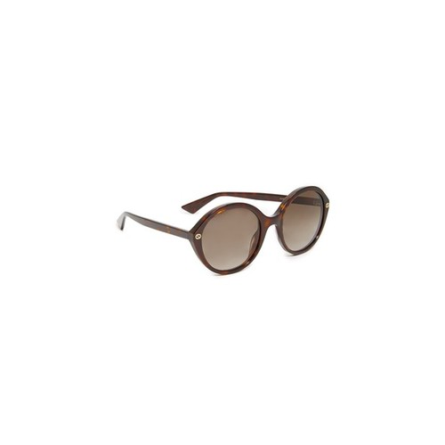 GUCCI Lightness Round Sunglasses