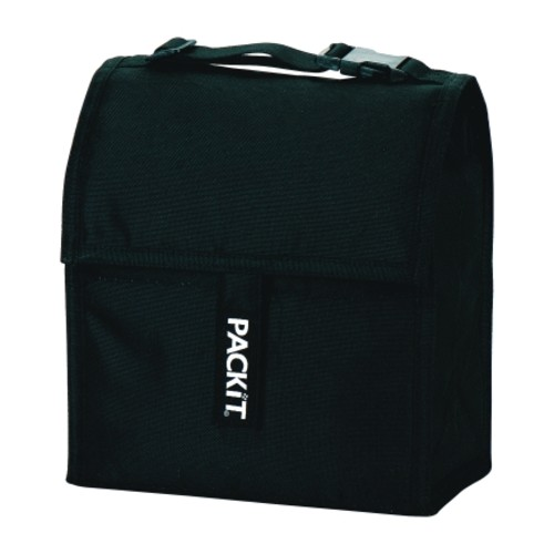 PACKiT Lunch Bag Cooler (PKT-PC-BLA)