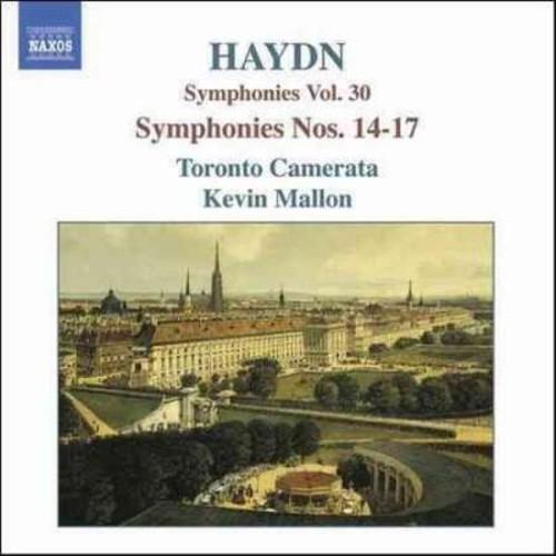 Toronto Camerata - Haydn: Symphonies Vol. 30 Symphonies Nos. 14-17