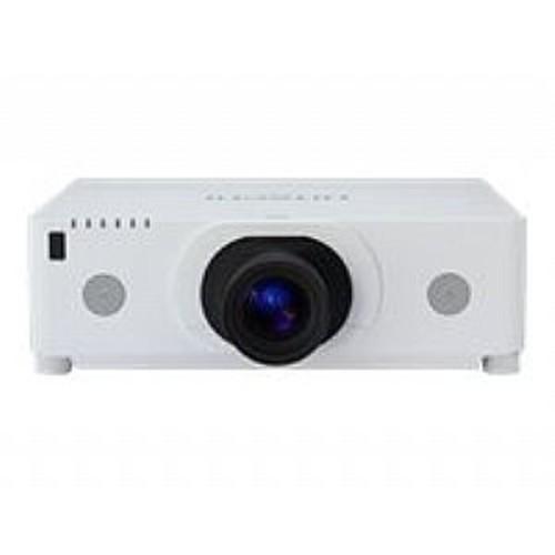 Hitachi CP-WX8750W - LCD projector - 7500 ANSI lumens - WXGA (1280 x 800) - 16:10 - no lens - LAN