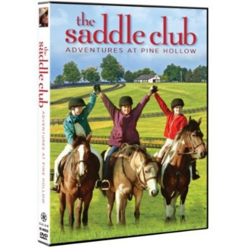 The Saddle Club: Adventures At Pine Hollow (Full Frame)