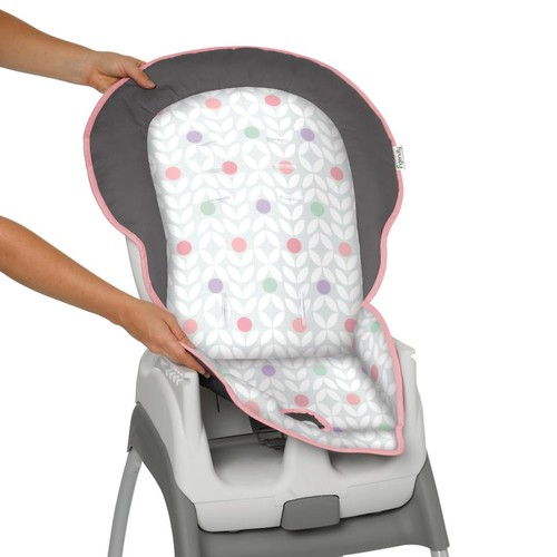 Ingenuity Trio High Chair Seat Pad - Darcy Pink