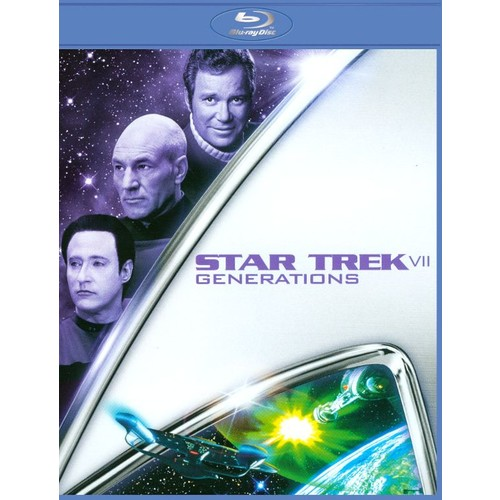 Star Trek Generations [Blu-ray] [1994]