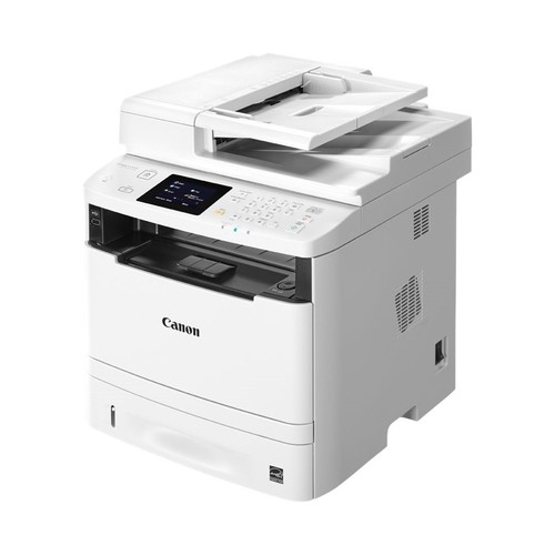 Canon - ImageCLASS MF416dw Wireless Black-and-White All-In-One Laser Printer - White