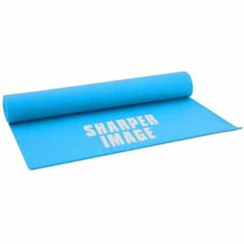 Sharper Image 10mm Foam Exercise Mat - Blue
