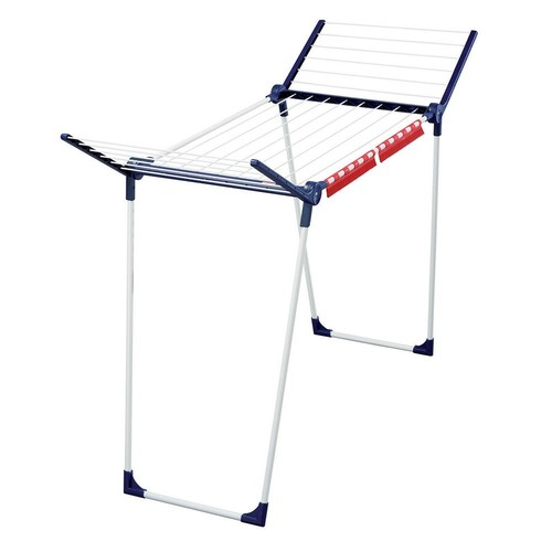 Leifheit Pegasus 150 Deluxe Indoor and Outdoor Laundry Drying Rack