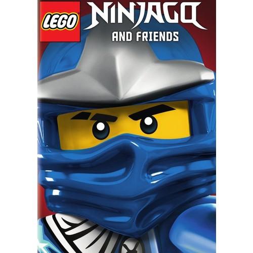 LEGO Ninjago and Friends [DVD]