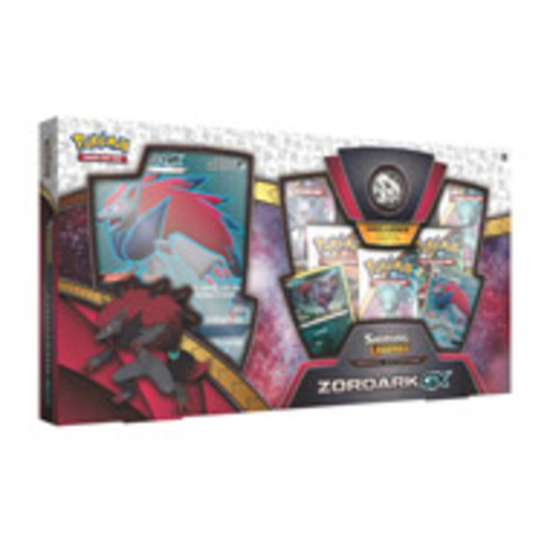 Pokemon Trading Card Game: Shining Legends Collection - Zoroark-GX