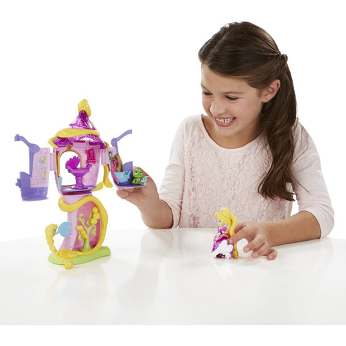 Disney Princess Little Kingdom Rapunzel's Stylin' Tower