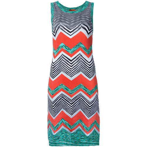 MISSONI Zig Zag Dress