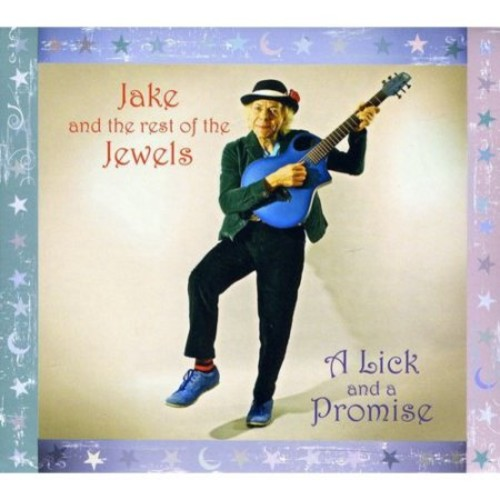 A Lick and a Promise [CD]