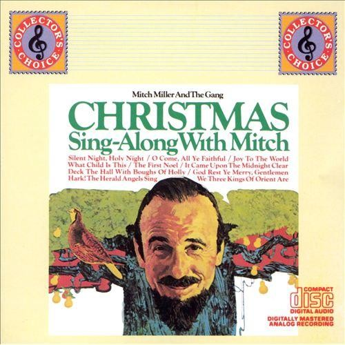 Christmas Sing-Along with Mitch [CD]