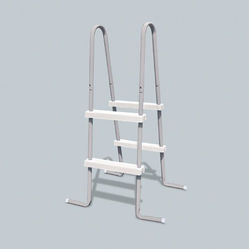 Swim N Play Steel ladder with resin steps for 36